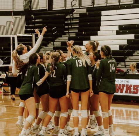 Varsity volleyball tops Lowell for the first time in five years