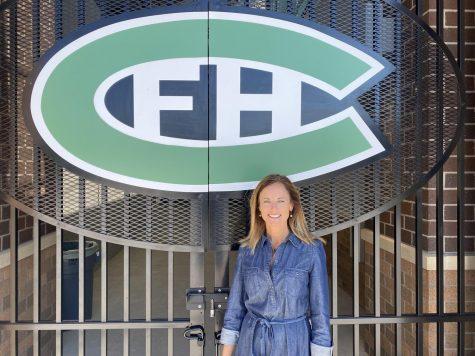 Ranger community welcomes new athletic secretary Kristi Swayze