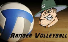 Varsity volleyball opens up conference play with a win versus Greenville