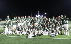 FHC poses for a post-game team picture.